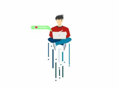 Booster Text- Vector Art