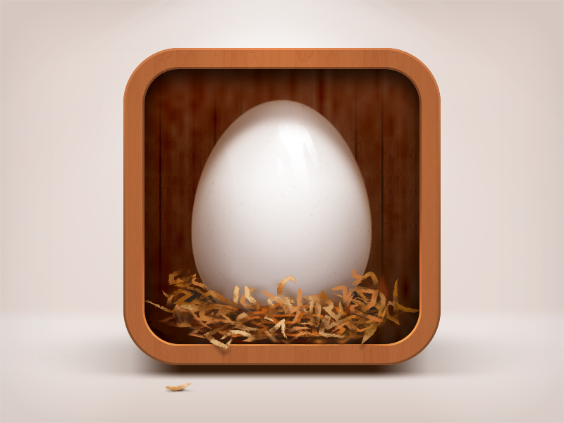 Egg egg icon app