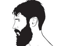 Bearded Model Portrait