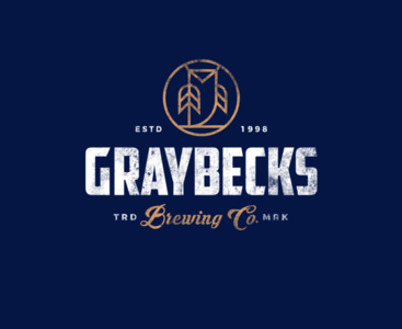 Full Logo for GrayBecks Brewing Co.