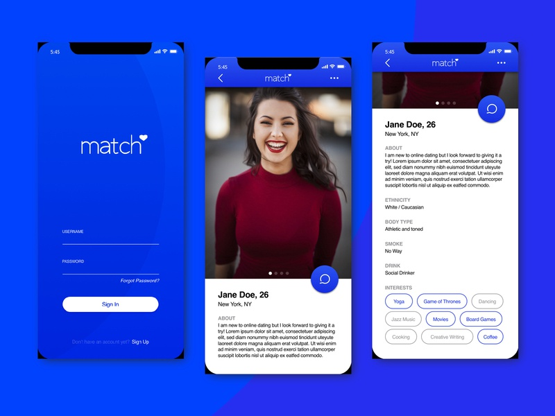 Daily dating app