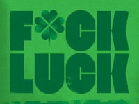 Dribbble f ck luck 01