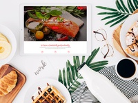 Le Cuisine - Culinary/Restaurant/E-commerce Website