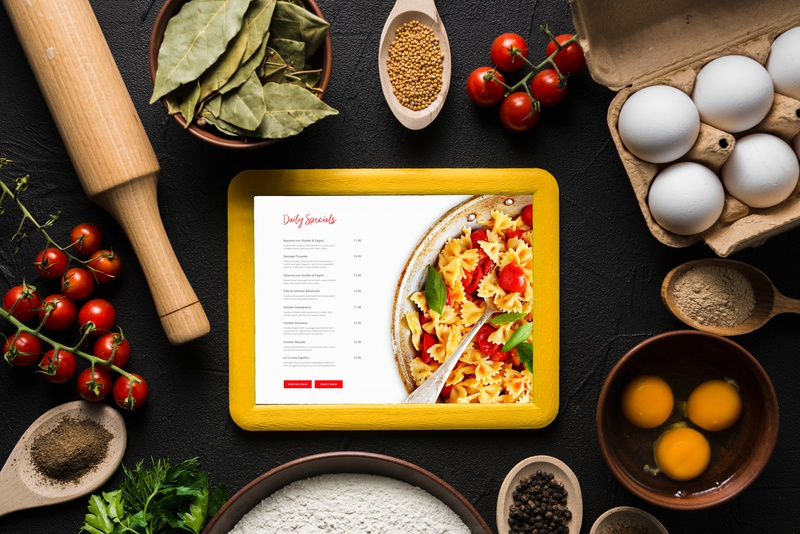 Culinary Website Template emailmarketing creative design digital marketing digital marketing agency email  agency email marketing newsletter design web design web design agency web development web development services branding creative design design agency minimal website web culinary food