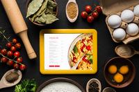 Culinary Website Template