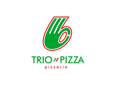 Trio Pizza logo