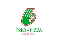 Trio Pizza logo