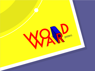 WORD WAR POSTER logo