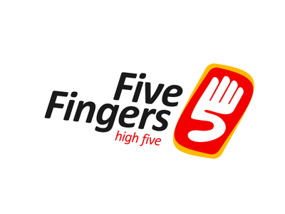 Five Fingers logo (sketch)