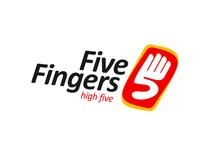 Five Fingers logo (sketch)