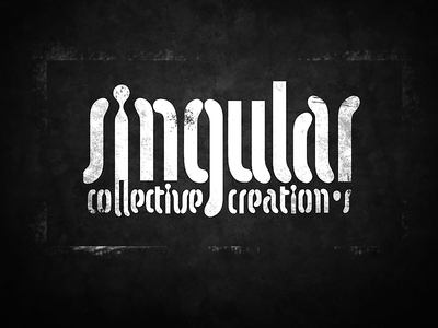 Singular (art-project) logo