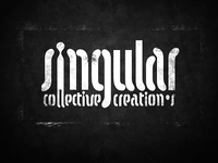 Singular (art-project) logo