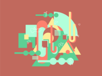 Abstract Vector Composition
