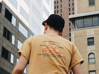 E&T Spring shirt design