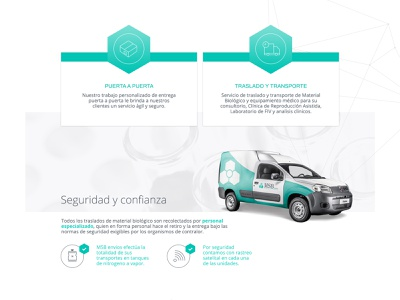 MSB Look and feel identity flat transport science minimal white hexagon icon car website ui web cyan look and feel