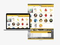 kalcos. - Website 2.0