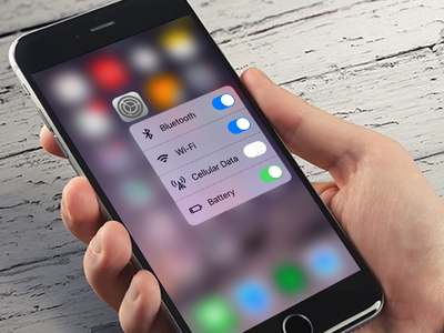 Suggested Settings Switches in iOS 10 3d touch settings improvement ios