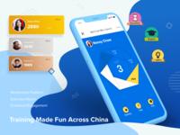 WeChat based mini game