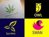 Minimal Logo Fiverr Unique Logo Design Professional Logo Design