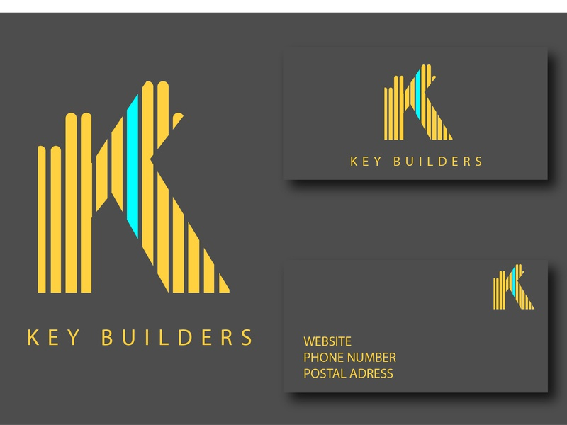 Real Estate Logo 3 web flat icon brand app website vector typography type mobile minimal logo lettering illustrator illustration identity fiverr design branding animation
