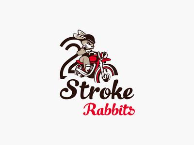 2 Stroke Rabbits