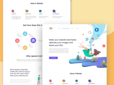 Load Faster Web Design