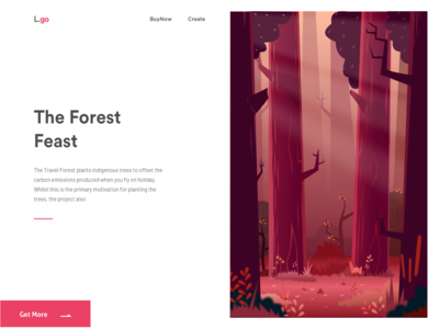 The Forest Feast Header