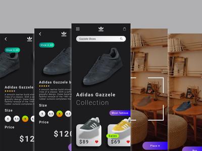 Adidas e-shop