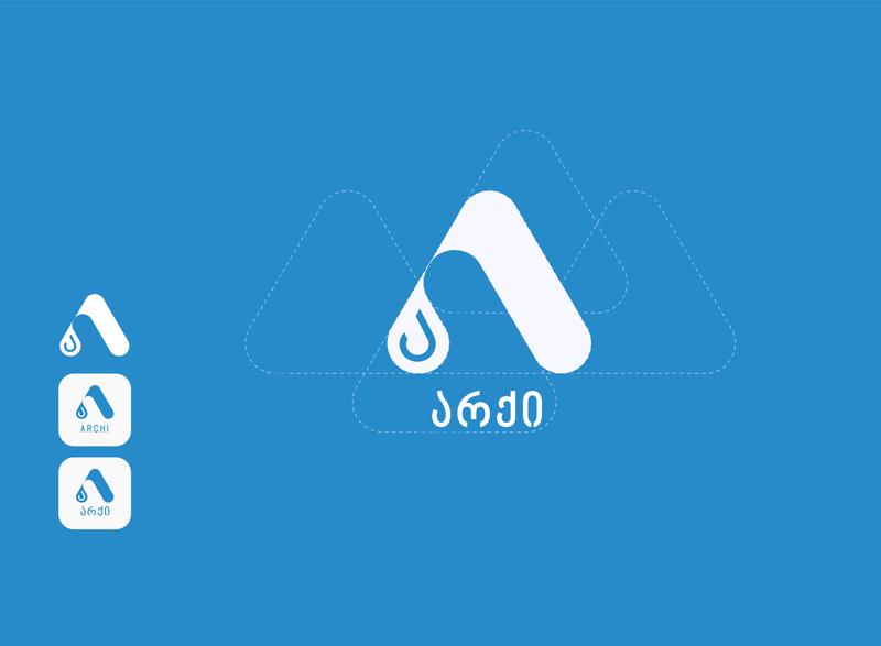არქი • Archi  [Rework] symbol branding logo rework არქი