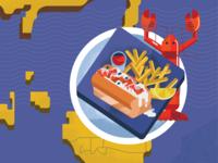 Map Illustration_CapeCod
