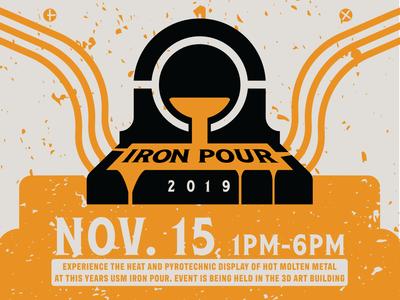 USM Iron Pour 2019
