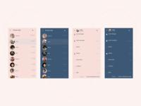 Messaging app 9 - Storage usage