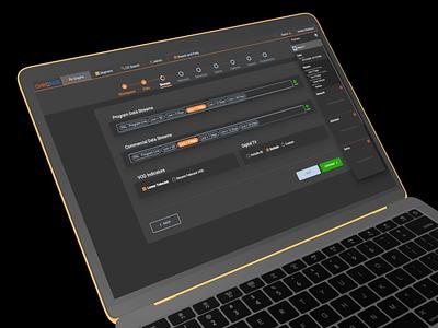 New UI 2020 workflow breadcrumbs data dashboard analytics business intelligence