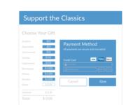 Daily UI 002 : Checkout Form
