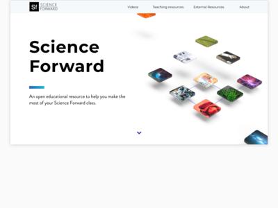 Science Forward Homepage