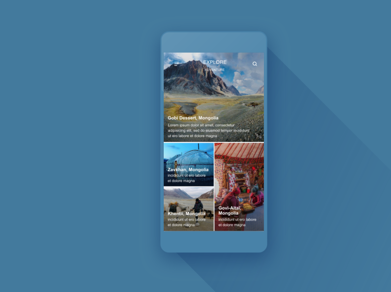 Rove - Mongolia travelling travel website wild at heart national geographic travel app travel