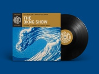 The DKNG Show (Episode 27) podcast adventures in design vinyl dkng studios dkng nathan goldman dan kuhlken