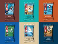 CLIF Bar Women Athlete Packaging