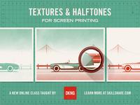 Textures & Halftones Class