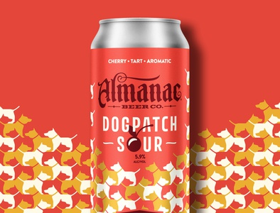 Almanac Beer Co. Dog Patch Sour
