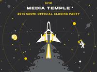 Media Temple SXSWi Poster