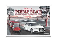 The All New Audi A3 - Pebble Beach