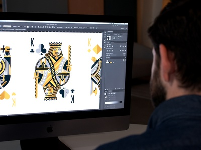 New Skillshare Class: 8 Patterns to Power Your Next Project tutorial class skillshare tessellation patterns pattern geometric dkng studios vector dkng nathan goldman dan kuhlken