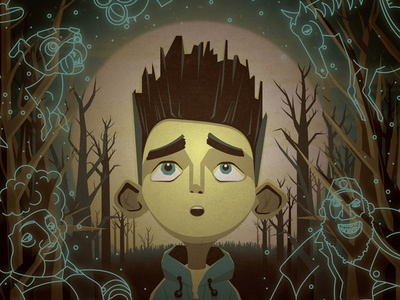 ParaNorman Limited Edition Vinyl (Cover)