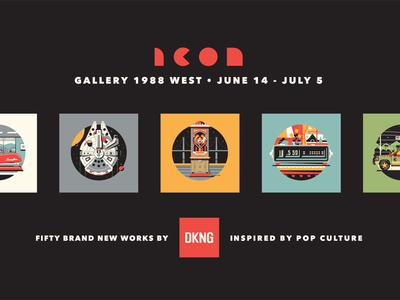 DKNG Icon Solo Show