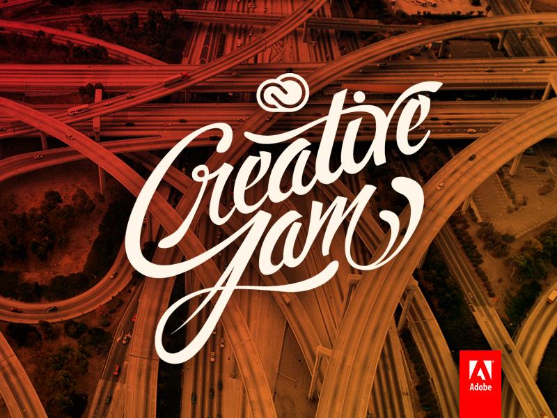 Adobe Creative Jam in LA adobe creative cloud creative jam culver city los angeles nathan goldman dan kuhlken adobe freeway lax dkng
