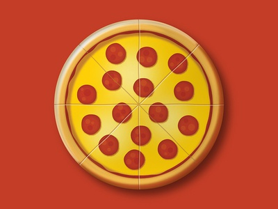 Inch x Inch Pizza Button inch x inch nathan goldman dan kuhlken pin button pizza vector dkng