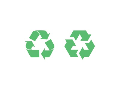 Mystery Project 71.3 nathan goldman dan kuhlken eco green recycling recycle vector logo icon dkng