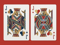Face Off Friday (Jack of Clubs vs Jack of Hearts)