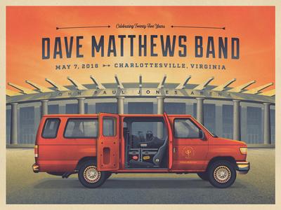 Dave Matthews Band 25th Anniversary